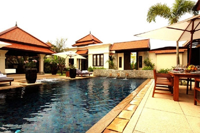 La Villa Rouge at Sai Taan