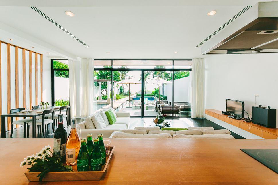 The Natai Beach Villa A
