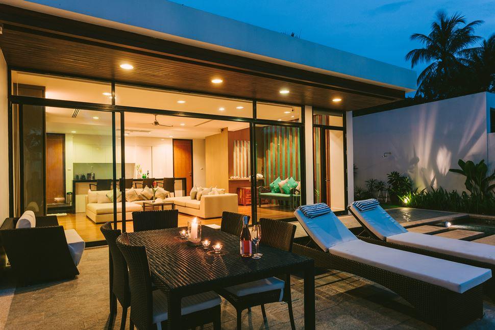 The Natai Beach Villa B