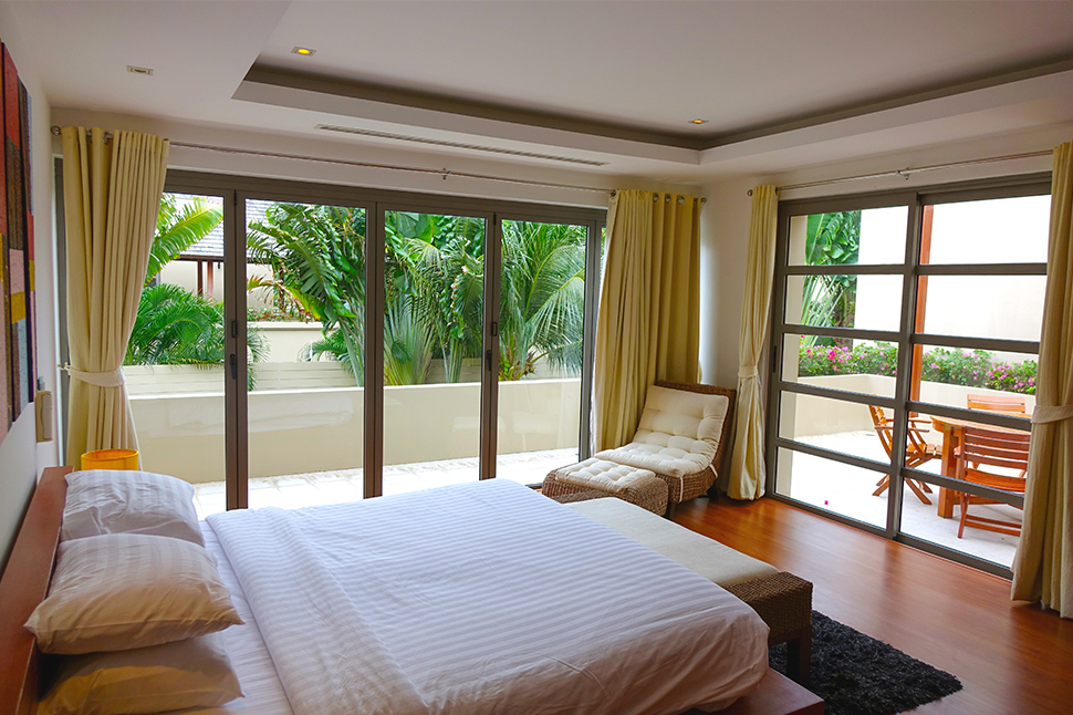 The Residence Resort and Spa Villa 205