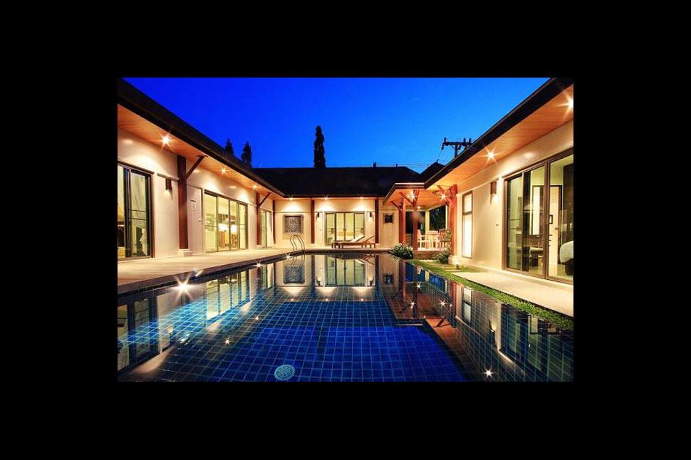 Two Villas Saiyuan