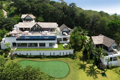 Villa Chan Grajang