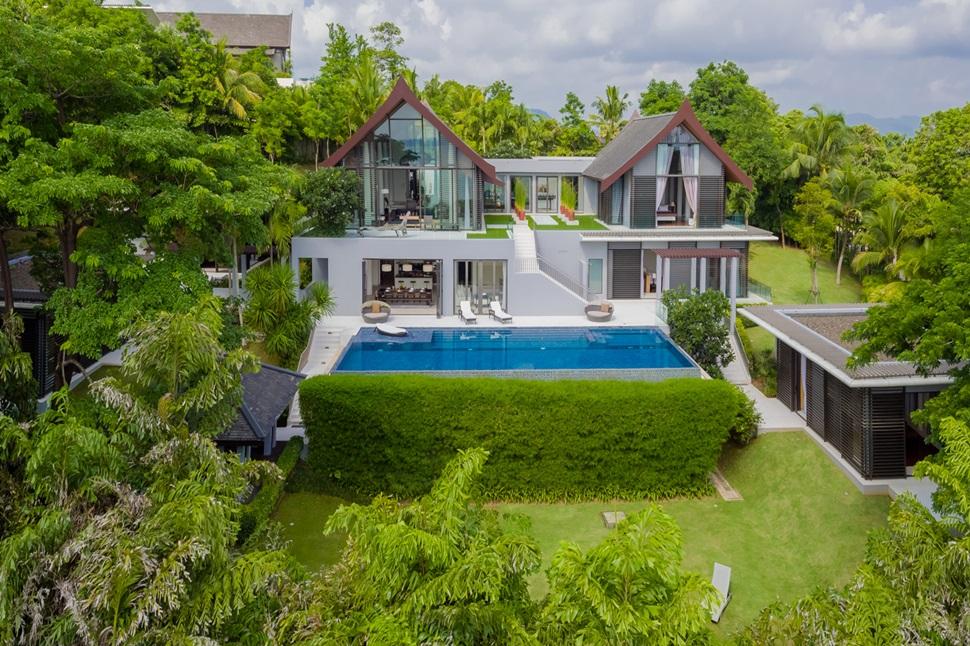 Villa Tian at Cape Yamu